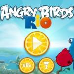 Un nouvel épisode d'Angry Birds RIO est disponible : Carnival Upheaval