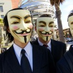 Anonymous vs Sony : La bataille commence !