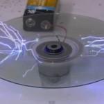 Effacer un CD avec de l'électricité ?