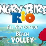 Angry Birds RIO Beach Volley
