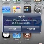 Des mises à jour OTA sur iOS 5