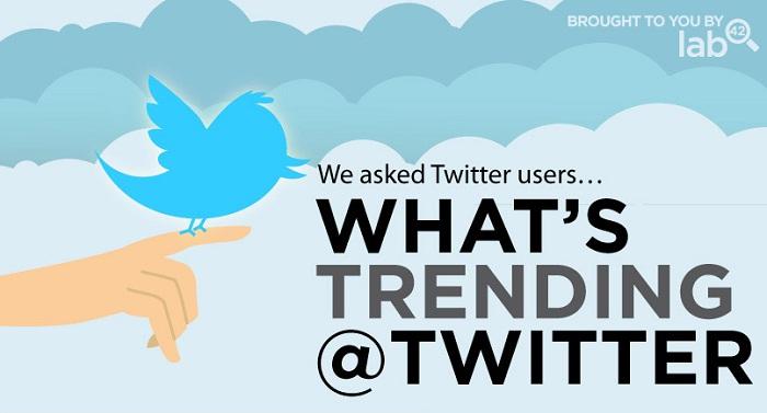 Infographie : comment est utilisé Twitter ?