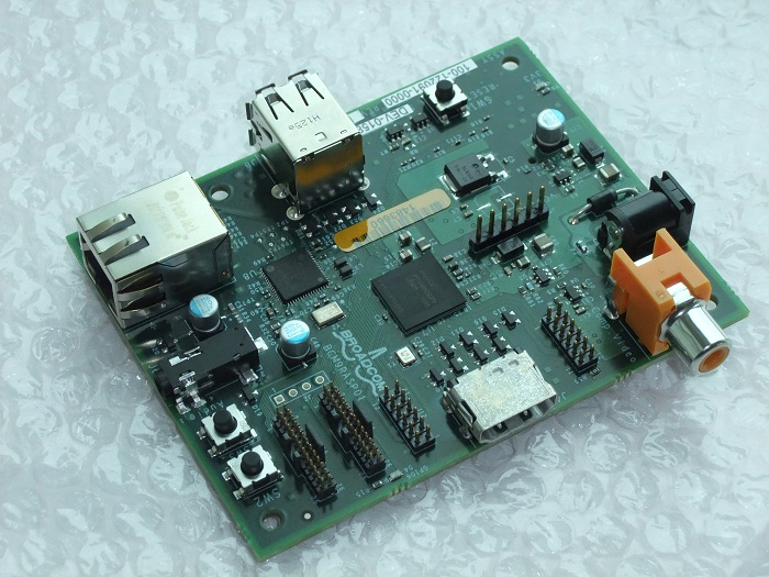 Raspberry Pi Alpha