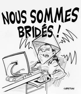 La fin de l'internet illimité en France ?