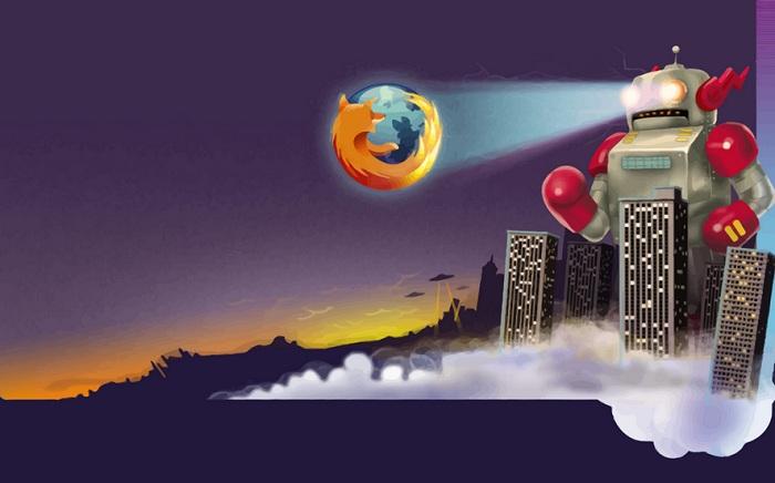 Des mises à jour silencieuses pour Firefox