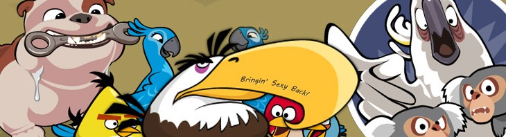 Angry Birds RIO, le Mighty Eagle est disponible