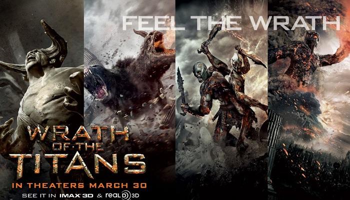 La Colère des Titans : Bande annonce