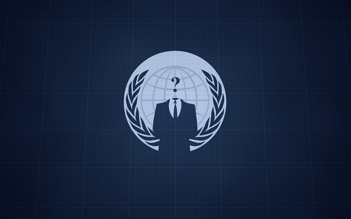 Un message des Anonymous