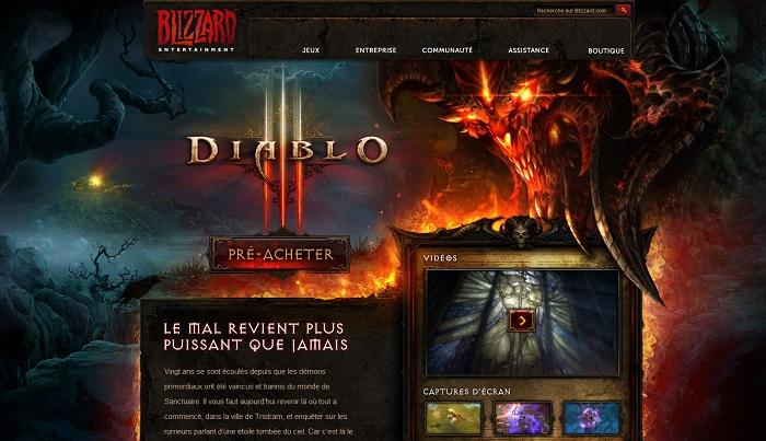 Diablo III c'est officiel ce sera pour le 15 mai