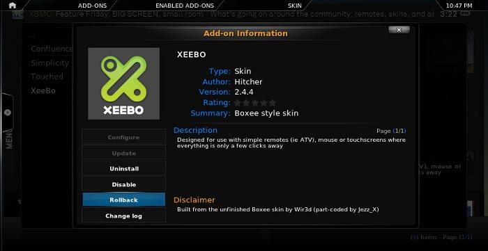 XBMC 11 : Eden est disponible