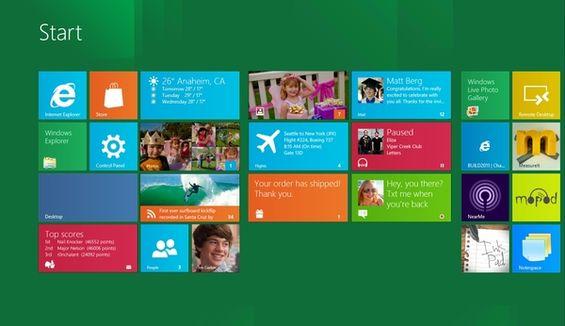 Téléchargez Windows 8 Release Preview