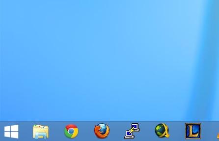 Icone du menu démarrer Windows 8