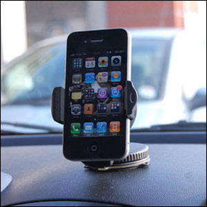 Test du support voiture universel OmniHolder