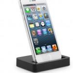 Test d'une station d'accueil pour iPhone 5
