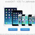 Le jailbreak evasi0n est disponible pour iOS7