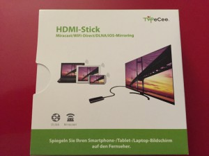 Test d'une clé HDMI (Miracast, Mirroring iOS et DLNA) + Concours