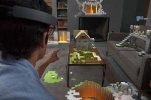 HoloLens : Le casque à hologramme de Microsoft