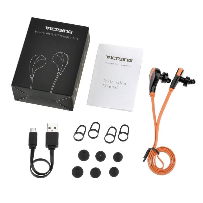Test des oreillettes Bluetooth Sport de Victsing