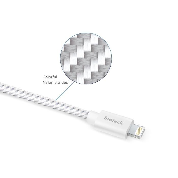 Test du câble USB / Lightning Inateck & Concours