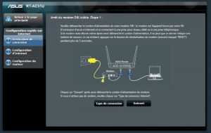 Test du routeur wifi Asus RT-AC51U