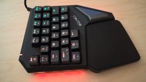 Test du clavier Gaming aLLreLi T9 Plus