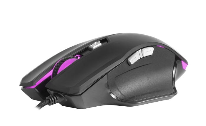 Test de la souris gaming aLLreLi M515BU de 4000 DPI