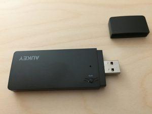 Test de l'adaptateur wifi AUKEY AC1750