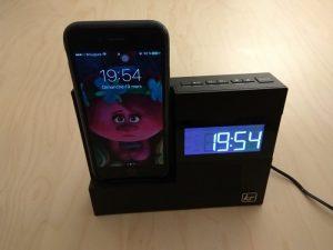 Test du KitSound X-Dock 3 un dock radio FM pour iPhone