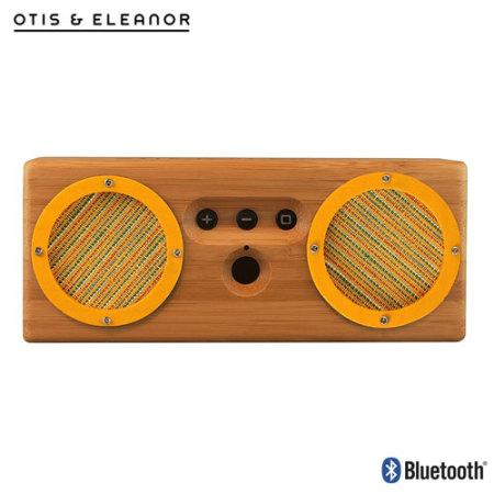 Test de l'enceinte bluetooth Otis & Eleanor Bongo Bambou