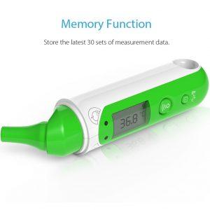 Test du thermomètre connecté Koogeek