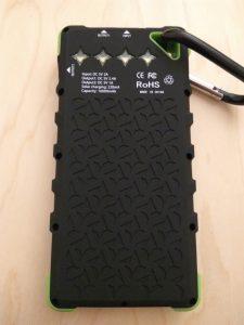 Test de la batterie solaire Ultimate de 16 000mAh de My Pocket Sun