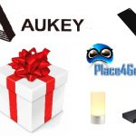 Concours noël viens tenter de gagner des produits Aukey !